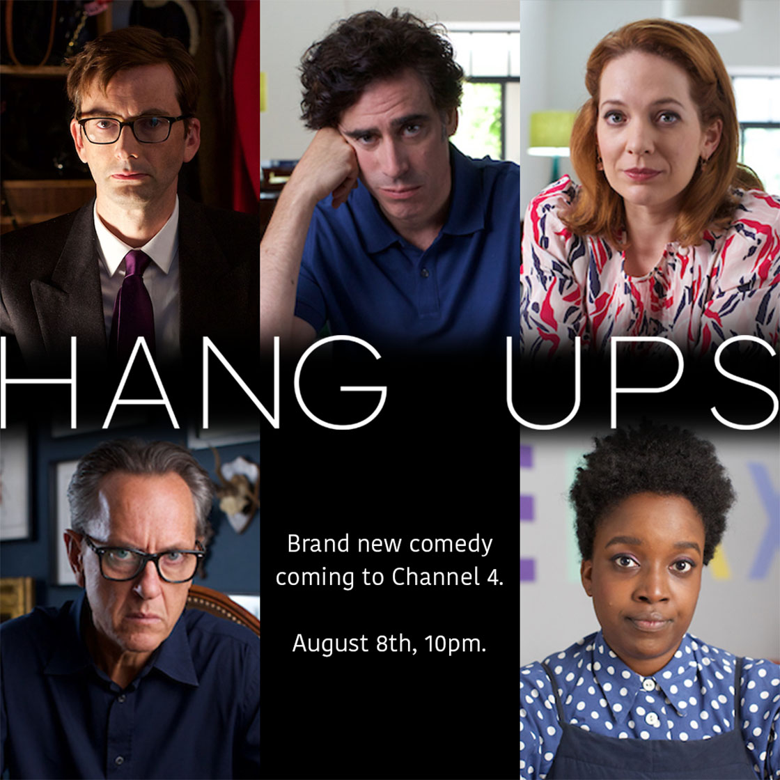 HANG UPS TRAILER! BRAND NEW COMEDY STARTS WED 8TH AUG, 10PM ON CHANNEL 4